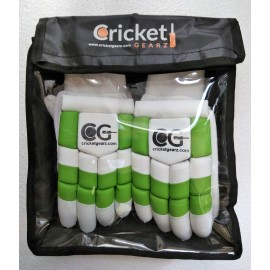 Cricket Gearz Batting Gloves Green